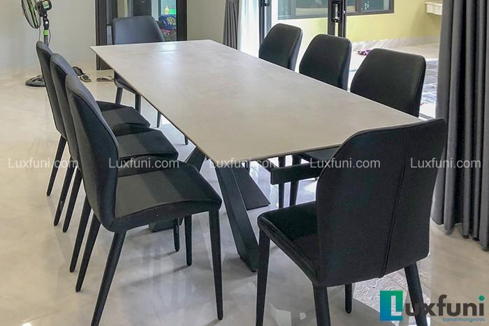 Ghế ăn TC5126 kết hợp bàn ăn thông minh mặt gốm T853-Anh Nhật-KĐT Nam Trung Yên, Vĩnh Phúc-2