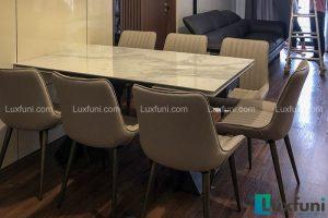 Ghế ăn TC5138 kết hợp bàn ăn thông minh mặt đá T839-Anh Sơn-Tòa N01 T1, Lạc Hồng, Khu Ngoại Giao Đoàn-1