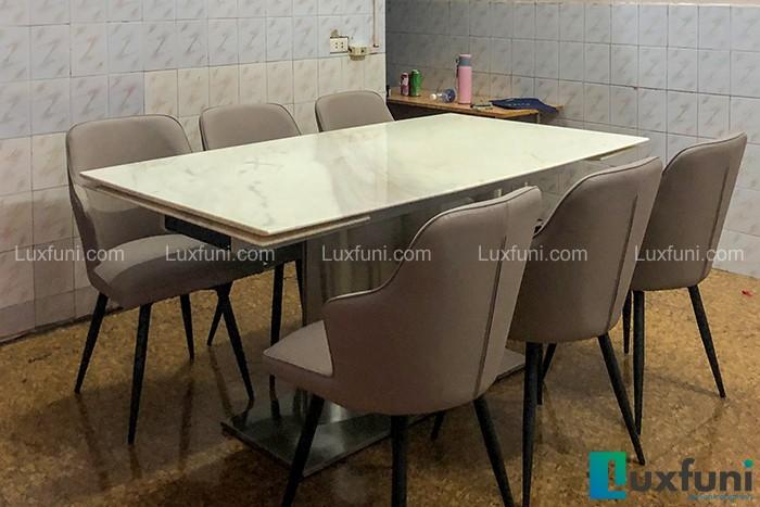 Ghế ăn Y205 kết hợp bàn ăn thông minh T809-Cô Nga-Hoàng Quế, Đông Triều, Quảng Ninh