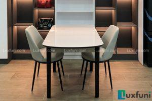 Ghế ăn Y253 kết hợp bàn ăn thông minh B68-Chị Huệ-Phủ Tây Hồ, Hà Nội-2