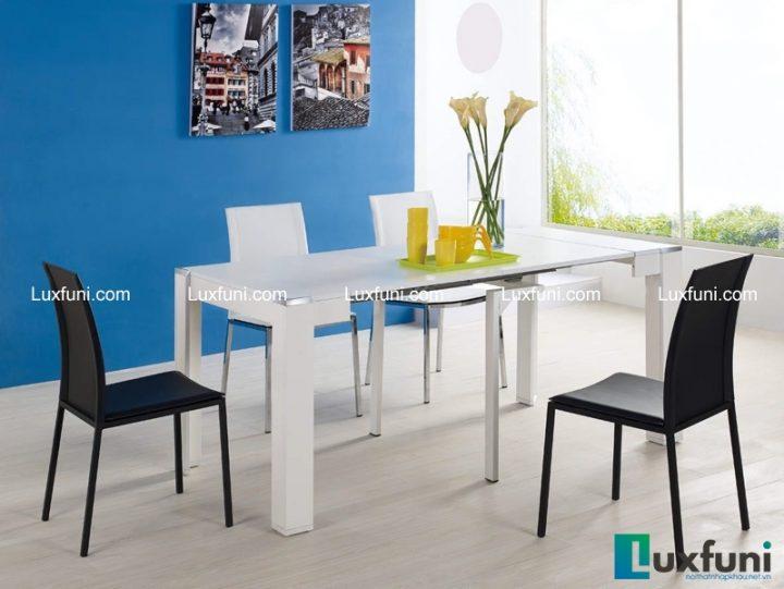 Giới thiệu 10 bộ bàn ăn thông minh - Thu gọn, mở rộng đơn giản -5