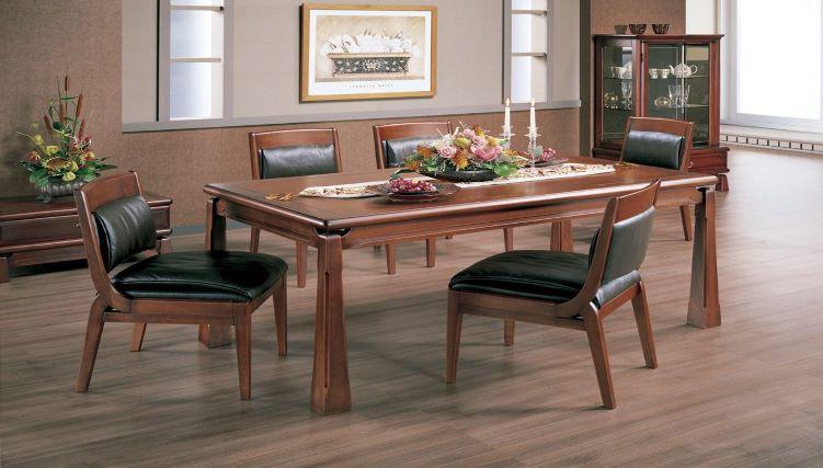 Mách bạn cách lựa chọn và bảo quản mẫu bàn ăn đẹp bằng gỗ-2