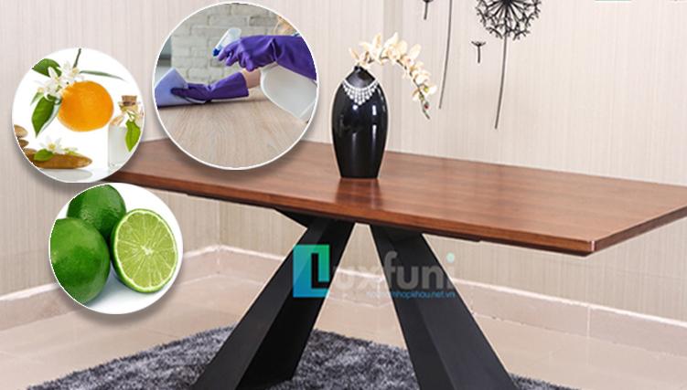 Mẹo hay giúp bộ bàn ghế ăn gỗ luôn BỀN ĐẸP, sáng bóng-8