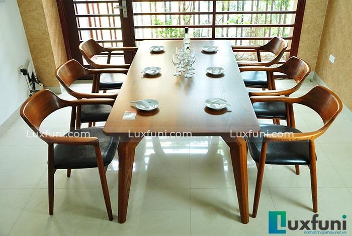 Những bộ bàn ăn Bắc Âu mang phong cách hiện đại-1