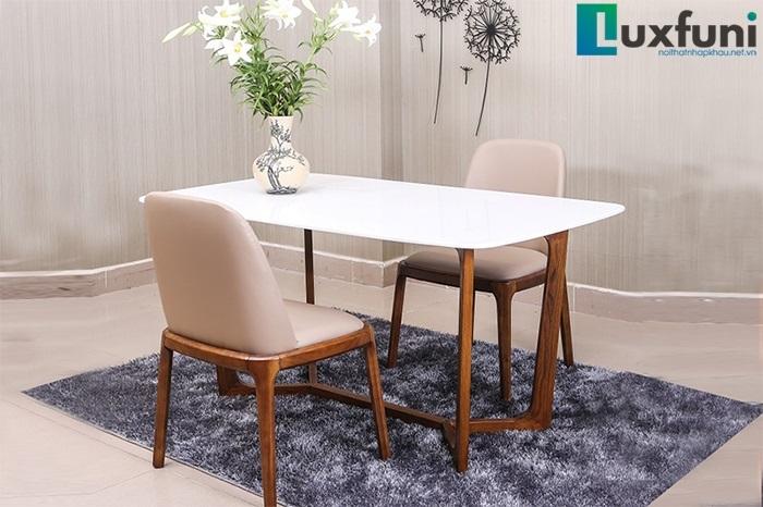 Những bộ bàn ăn Bắc Âu mang phong cách hiện đại-4