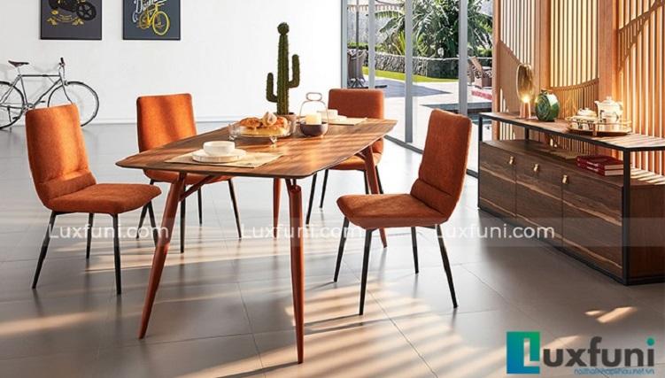 Những bộ bàn ăn Bắc Âu mang phong cách hiện đại-6