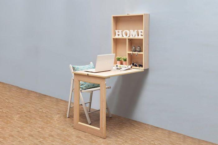 Tại sao bàn ăn thông minh xếp gấp được yêu thích trong những căn hộ nhỏ-2