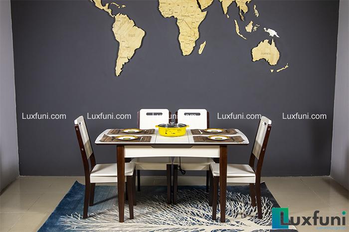 Tiêu chuẩn kích thước bàn ăn 4 người năm 2020-10