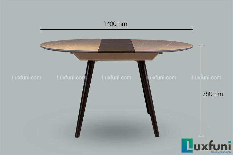 3 Mẫu bàn ăn mặt đá 4 ghế đẹp có giá dưới 10 triệu đồng-6