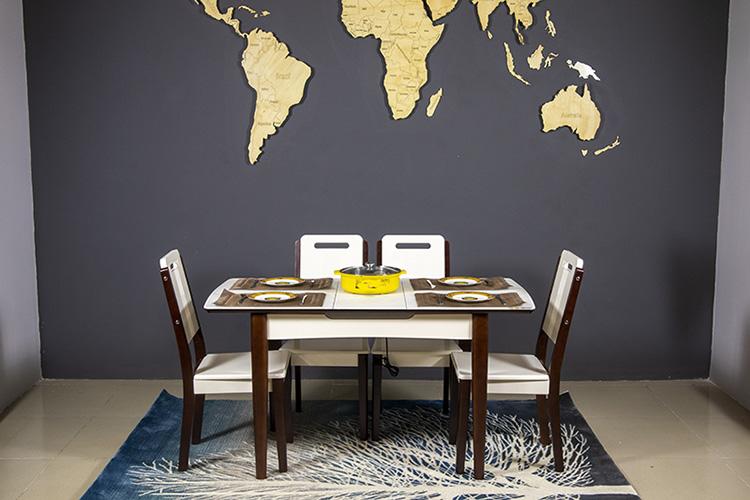 5 tiêu chí chọn bàn ăn nhỏ gọn, thông minh phải biết-6