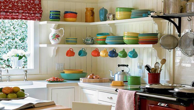 Cách bố trí nhà bếp đơn giản mà độc đáo có thể bạn chưa biết-1
