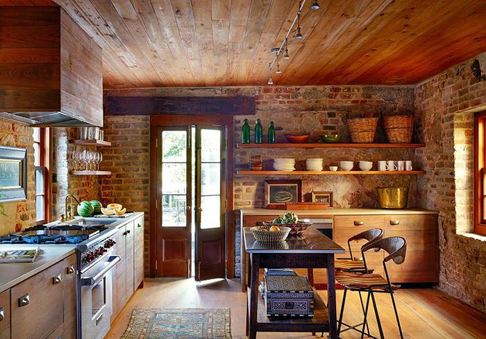 Cách bố trí nhà bếp đơn giản mà độc đáo có thể bạn chưa biết-2