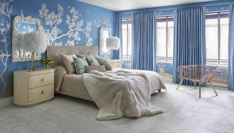Cách trang trí giường ngủ hiện đại và ấn tượng-8