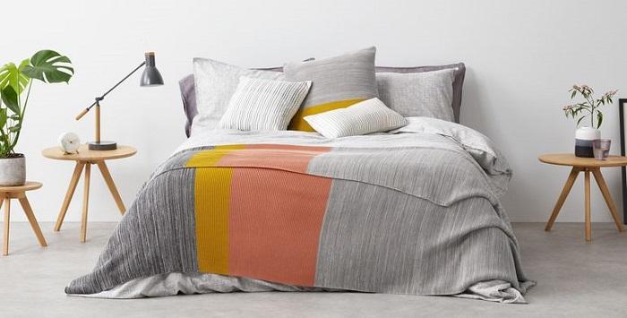 Cách trang trí giường ngủ hiện đại và ấn tượng