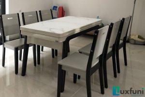 Ghế ăn A16 kết hợp bàn ăn bếp từ T1958-Anh Hiếu-Thông cầu Thăng Long, xã Kim Lỗ, Đông Anh-1