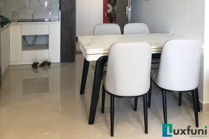 Ghế ăn A6 kết hợp bàn ăn bếp từ T1958-Chị Hiền-Tòa S2.16, Vinhomes Ocean Park-2