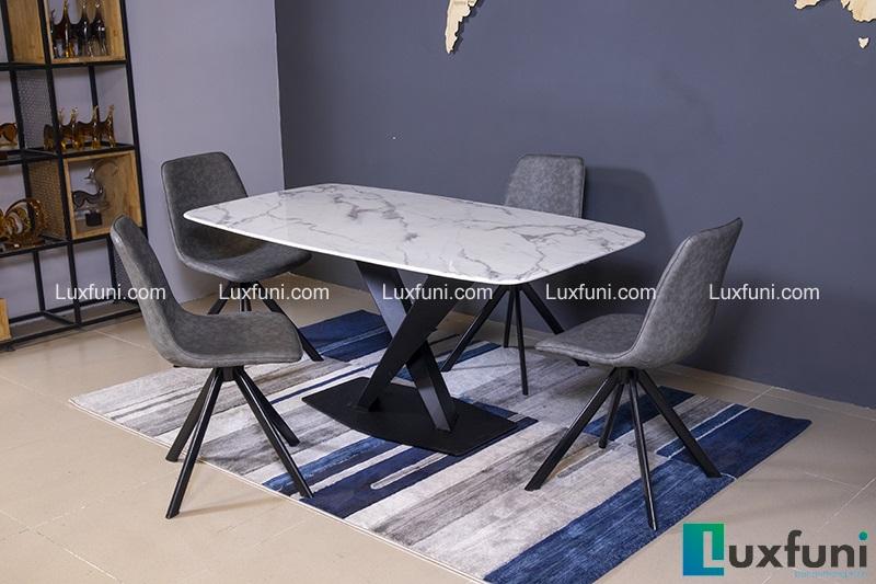 Giới thiệu 5 bộ bàn ăn 6 ghế hiện đại giá dưới 16 triệu đồng-4