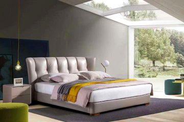Giường ngủ tân cổ điển đương đại Patrick FK195