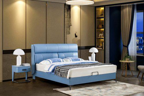 Giường ngủ tân cổ điển đương đại Patrick FK215