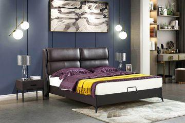 Giường ngủ tân cổ điển đương đại Patrick FK217