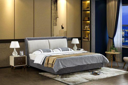 Giường ngủ tân cổ điển đương đại Patrick FK221