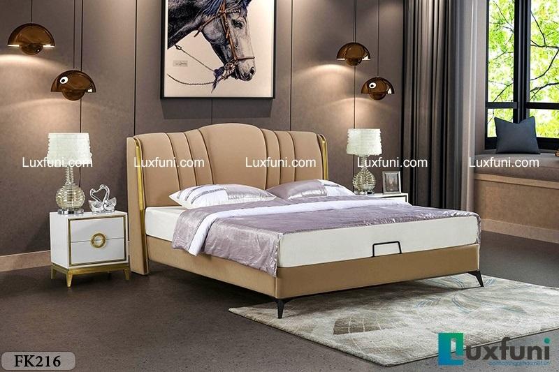 Gợi ý 5 mẫu giường ngủ đẹp phong cách tân cổ điển đương đại-6