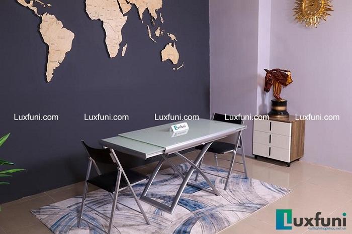 Gợi ý những bộ bàn ăn cho phòng bếp nhỏ và cách lựa chọn, bố trí-13