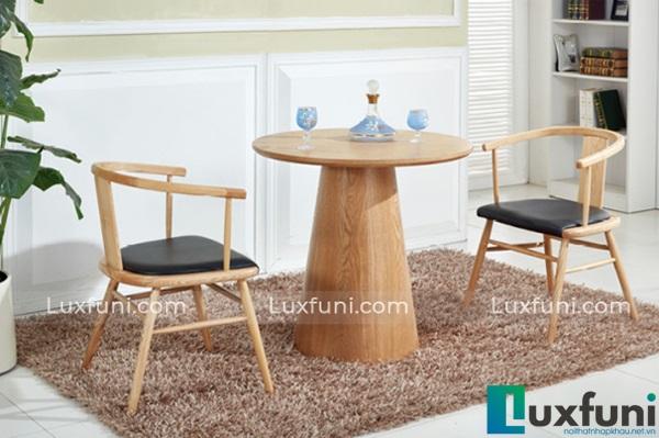 Gợi ý những bộ bàn ăn cho phòng bếp nhỏ và cách lựa chọn, bố trí-3
