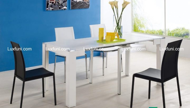 Hướng dẫn sử dụng bàn ăn thông minh xếp gọn B2370-1