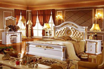 Phòng ngủ Châu Âu 3030