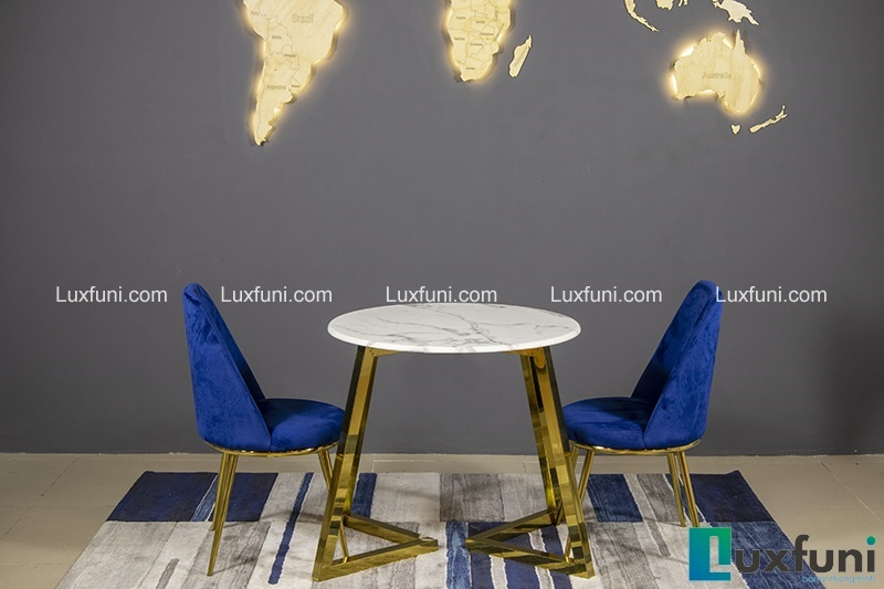 Ý tưởng bố trí bàn ghế ăn đẹp cho nhà chật trở nên rộng rãi-5