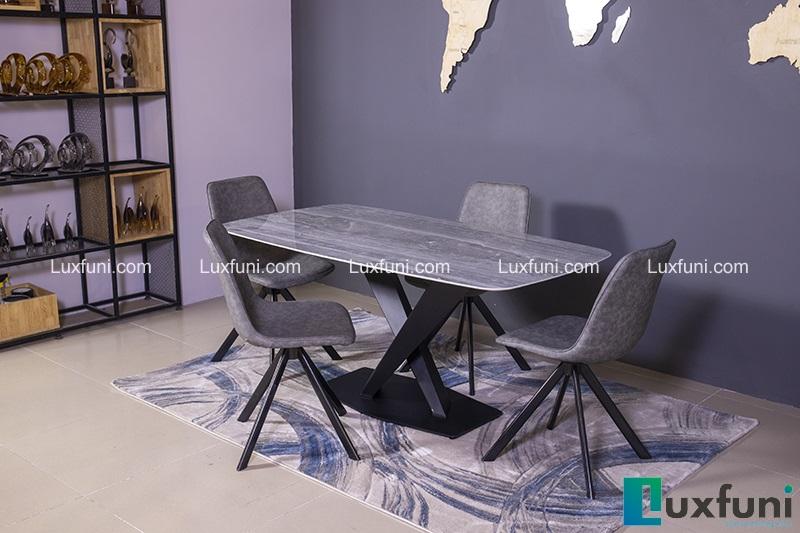 Ý tưởng bố trí bàn ghế ăn đẹp cho nhà chật trở nên rộng rãi-6