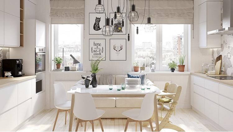Tư vấn lựa chọn bàn ăn đẹp cho chung cư-11