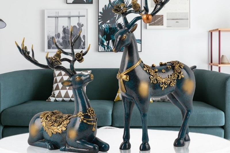 10 vật phẩm không thể thiếu trong decor trang trí phòng khách-10