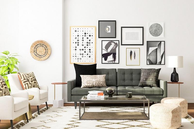 10 vật phẩm không thể thiếu trong decor trang trí phòng khách-4