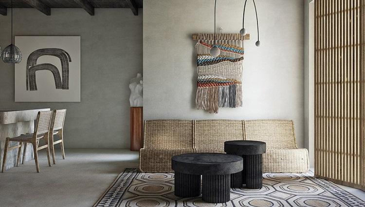 10 vật phẩm không thể thiếu trong decor trang trí phòng khách