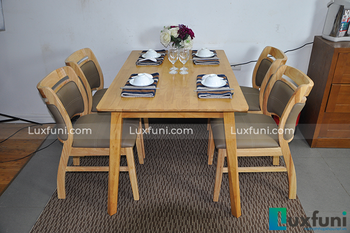 20+ Bộ bàn ăn gia đình hiện đại hút khách [2020]