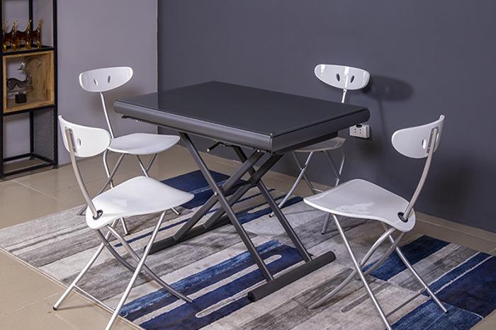 Những bộ bàn ăn thông minh siêu tiện lợi - tiết kiệm không gian-5