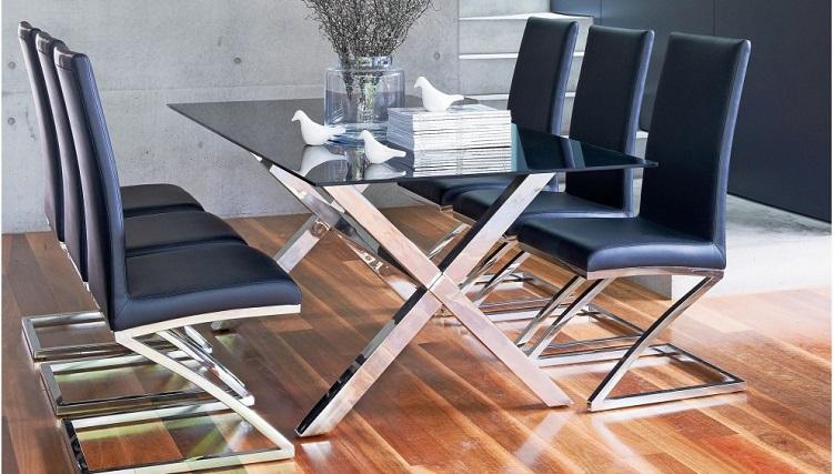 Bàn ghế ăn và những chất liệu thường gặp-4