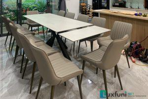 Ghế ăn TC5138 kết hợp bàn ăn thông minh T853-Chị Mai-Đường 3,4 KĐT Gamuda-1