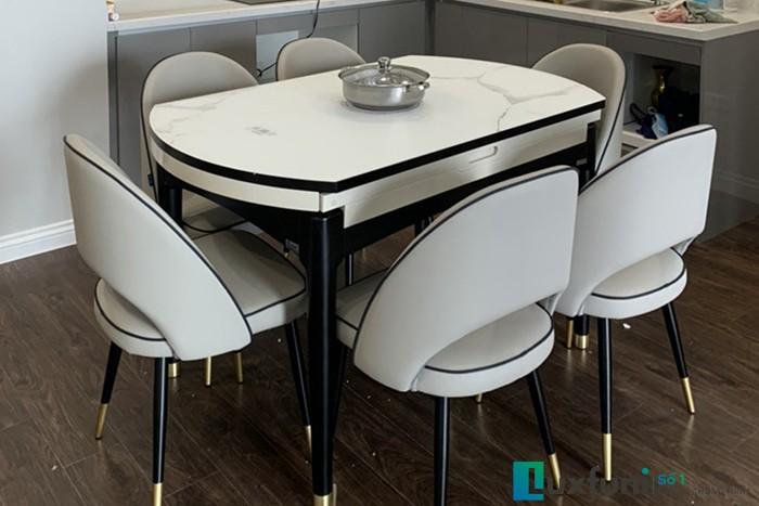 Giá bàn ăn tròn 10 ghế được ưa chuộng nhất hiện nay-5