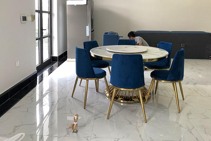 Giá bàn ăn tròn 10 ghế được ưa chuộng nhất hiện nay-8