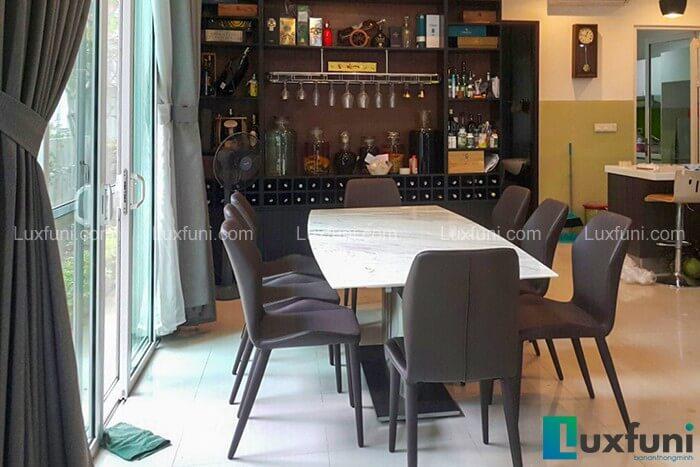 Giới thiệu 10+ bộ bàn ăn 6 ghế hiện đại-1