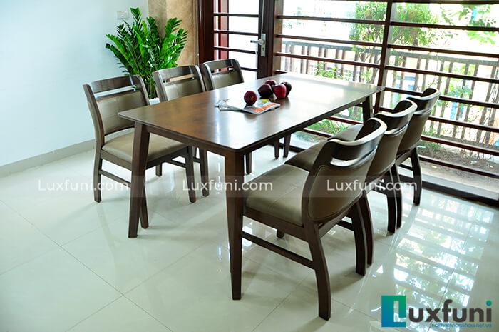 Giới thiệu 10+ bộ bàn ăn 6 ghế hiện đại-10