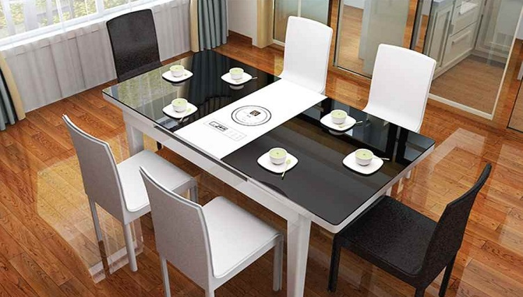 Giới thiệu 10+ bộ bàn ăn 6 ghế hiện đại-15