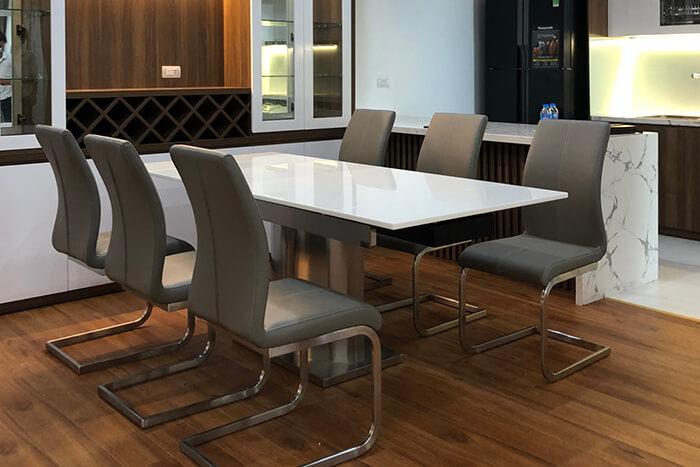 Giới thiệu 10+ bộ bàn ăn 6 ghế hiện đại-5