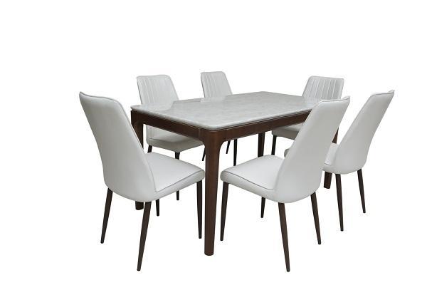 Giới thiệu 10+ bộ bàn ăn 6 ghế hiện đại-6