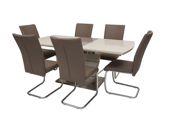 Giới thiệu 10+ bộ bàn ăn 6 ghế hiện đại-7