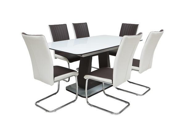 Giới thiệu 10+ bộ bàn ăn 6 ghế hiện đại-9