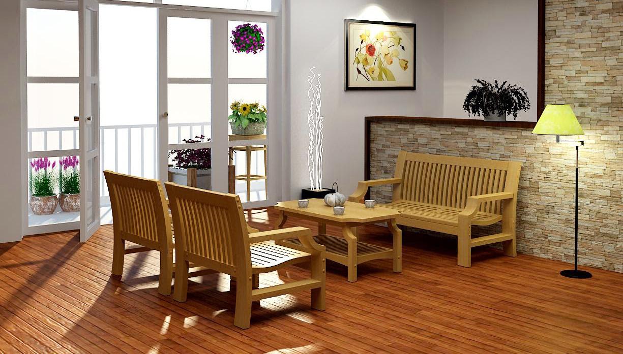 Hướng dẫn bảo quản và vệ sinh đồ nội thất bằng gỗ khỏi nấm mốc-1